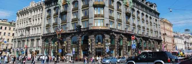 The Best Russian Restaurants In St Petersburg, Russia