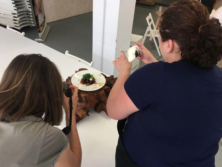 """sesja zdjęciowa w czasie warsztatów kulinarnych  """"ZDROWE GOTOWANIE QAFP"""""""