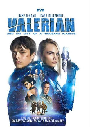 Valerian and the City of a Thousand Planets 2017 BRRip 720p Hindi Dual Audio