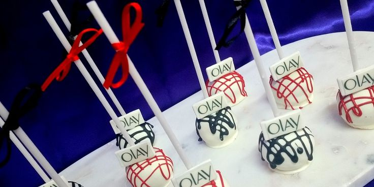 logo-cake-pops-party-food-melbourne-petit-fours. Order today - www.partyfoodmelbourne.com
