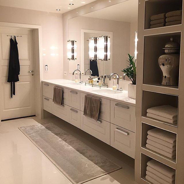 Ønsker alle en fin kveld ☺️⭐️ #villavadset_bathroom