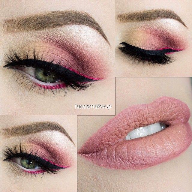 eye makeup tips for summer makeup vidalondon. Black Bedroom Furniture Sets. Home Design Ideas