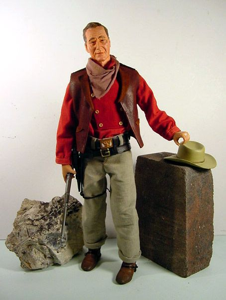 John Wayne doll sold for $175....No, Walter I did not buy ...