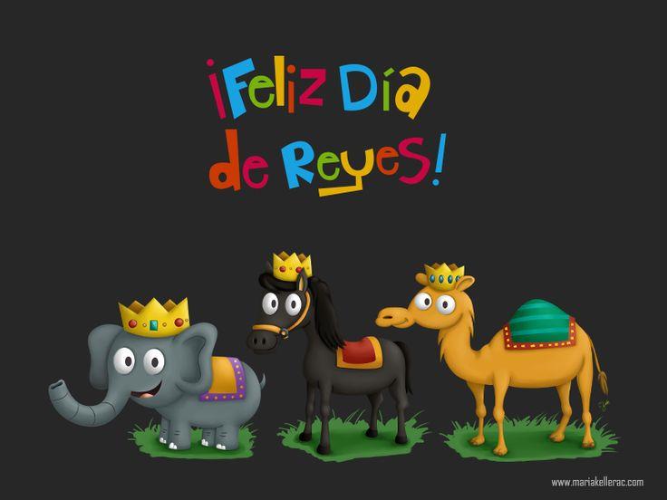 Como cada año se celebra en México el día de Reyes, un día donde muchos niños afortunados reciben regalos y las familias comen la tradicional rosca de reyes. Hice...