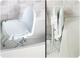Special Offers - Folding Shower Chair with Back - In stock & Free Shipping. You can save more money! Check It (September 01 2016 at 04:33AM) >> http://bathvanitiesusa.net/folding-shower-chair-with-back/