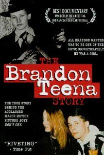 Put this on my reading board because I first read about Brandon Teena in junior high... sparked my interest in gender studies and the horrific violence suffered by the trans community