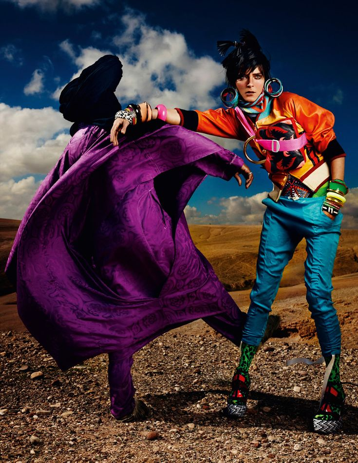 Mario Testino for Vogue UK May 2012 | TheCoolCollector