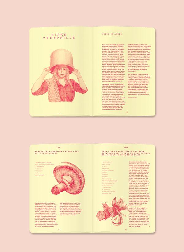 Smulpapen by Mara Vissers, via Behance