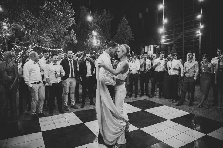 Wedding Dress by Brit & Bride
