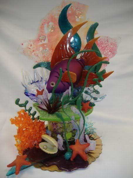Blown Sugar Sculptures | Sugar Showpiece Photos | Sugar Art How-To | Sugar Crafts & Sculpture ...