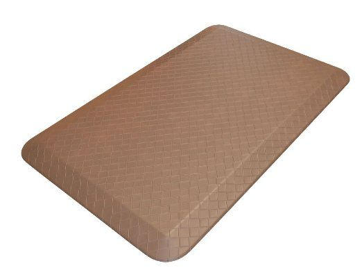 newlife lets gelpro designer comfort anti fatigue kitchen floor mat 20 by 32inch