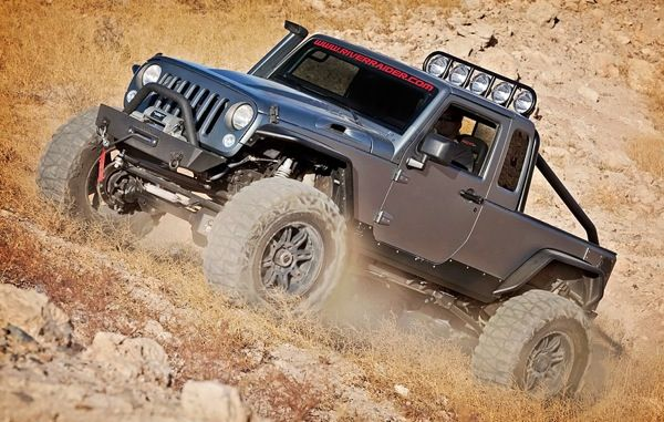 Best Off Road Jeeps