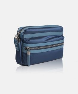 Bergamo 9665-1 Blue - Men's clutch by Giorgio Agnelli