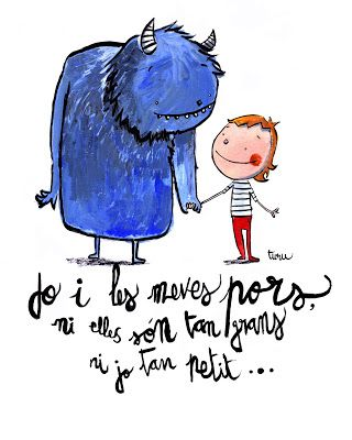 JoAN TuRu [artista de revista]: Jo i les meves pors...