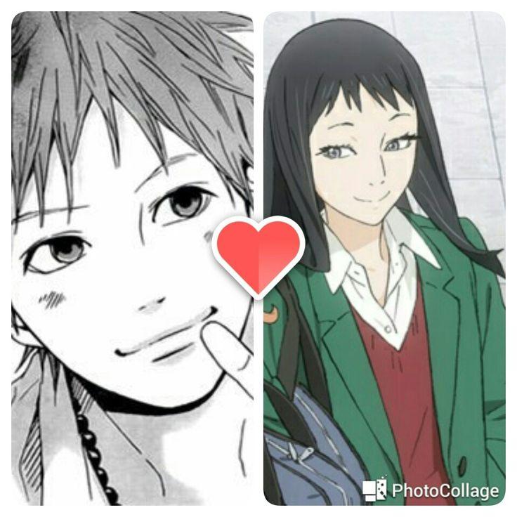 I love Takako and Suwa ship ♡