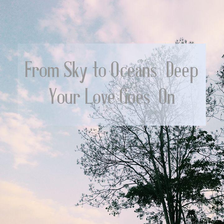 #lovegoeson #sky