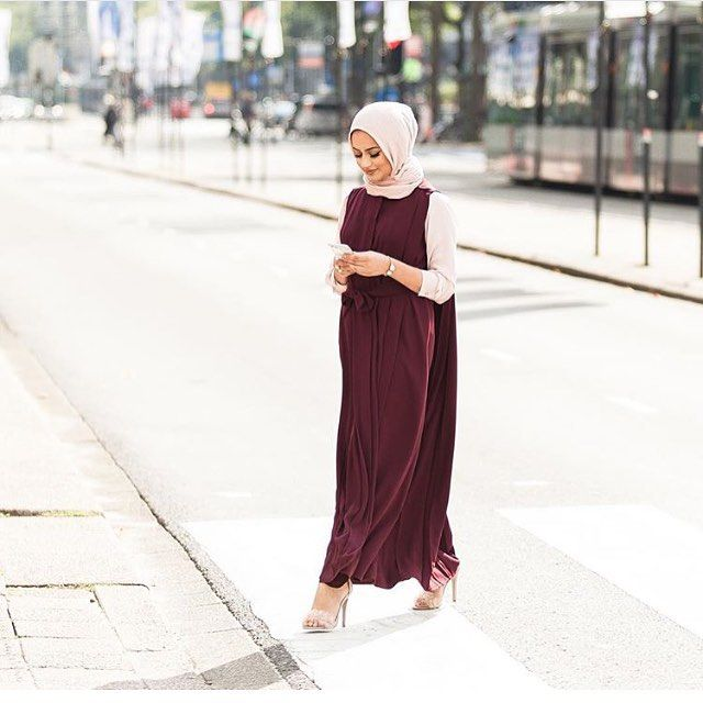 Styles De Hijab Modernes Et Fashion12