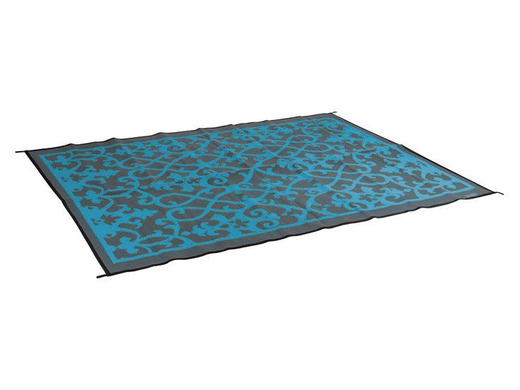 Bo-Leisure Chill mat Picnic 270 x 200 azure