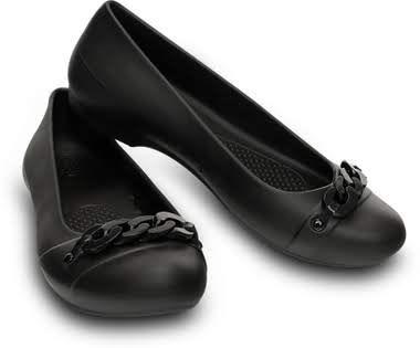 Women's Crocs Gianna Link Flat | Women's Comfortable Flats | Crocs Official  Site