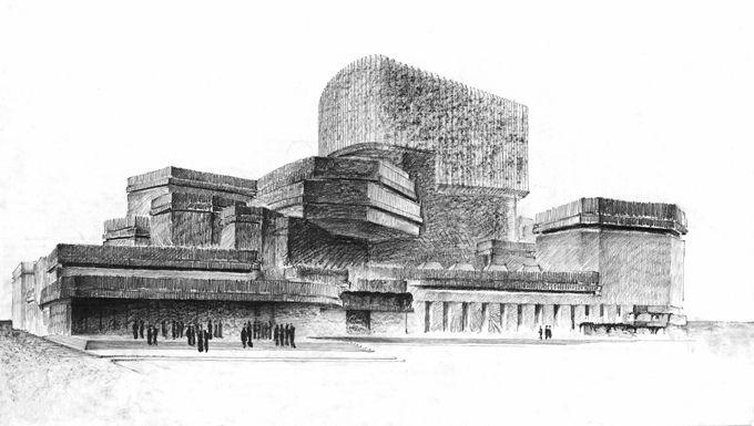 A Coruña acollerá a primera gran retrospectiva de Rafael Moneo | Fundación Barrié > http://www.galarq.com/gl/una-retrospectiva-sobre-rafael-moneo-en-otono-en-a-coruna/