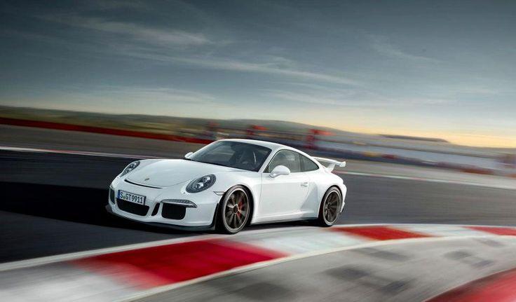 porsche, gt3   2014 Porsche 911 GT3 Unveiled: Geneva Motor Show