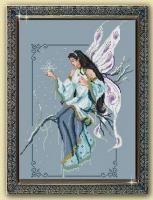 Passione Ricamo: Winter Fairy Spirit (сх)