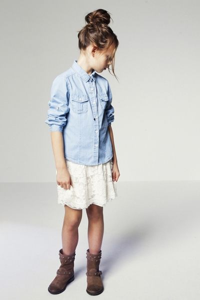 I actually have a big girl outfit just like this.