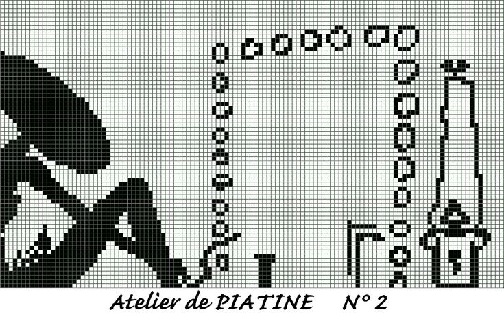 ** Le Vestiaire Enchanté ** Partie 2 - L' Atelier de Piatine