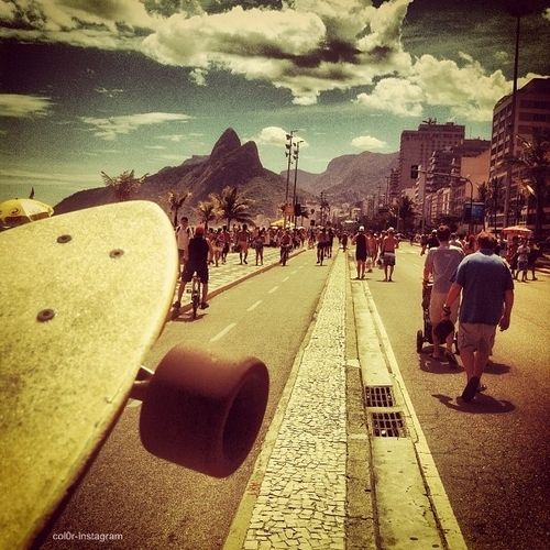 skate Rio de Janeiro