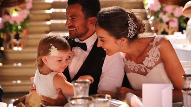 peter andre amelia