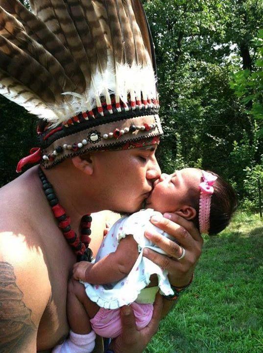 Native American Fatherhood