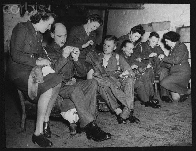 d-day german prisoners