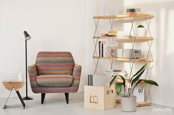 © smallbigidea.com perfect place for books.