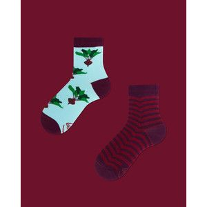 Dětské ponožky Many Mornings Beetroots, vel. 23/26