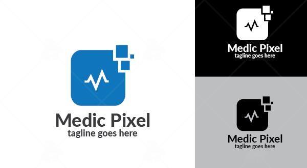 Medic Pixel Logo