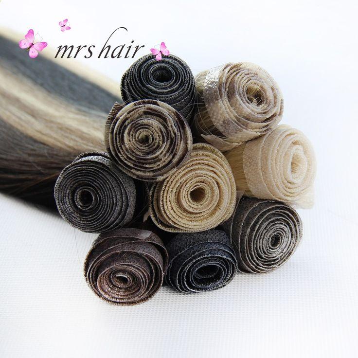 """MRS HAIR 20 """"Skin Weft Hair Extensions 50g Tape I …"""