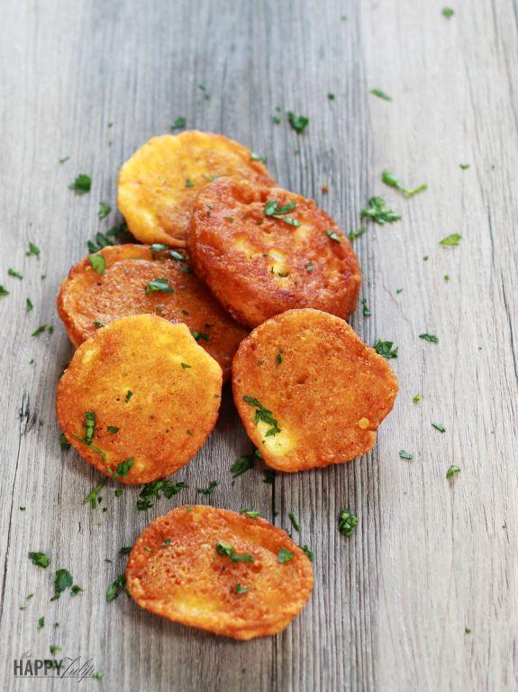 3-Ingredient Parmesan Puffs