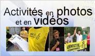 Conflit étudiant – Amnistie internationale Canada francophone est sérieusement préoccupée par les atteintes au droit de manifester pacifiquement.
