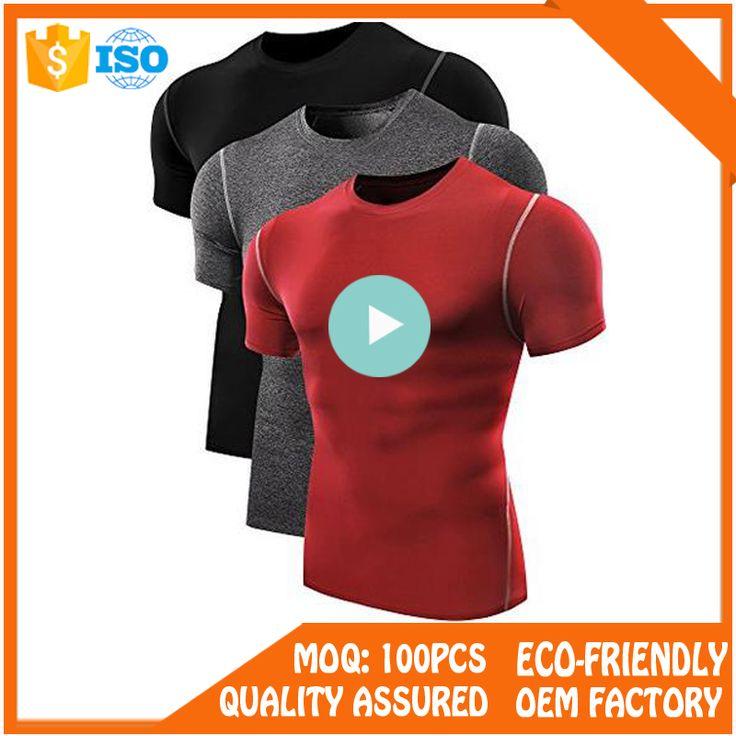 OEM custom compression wear wholesale, base layer compression wear men, cool dry compression wear skin fit factory