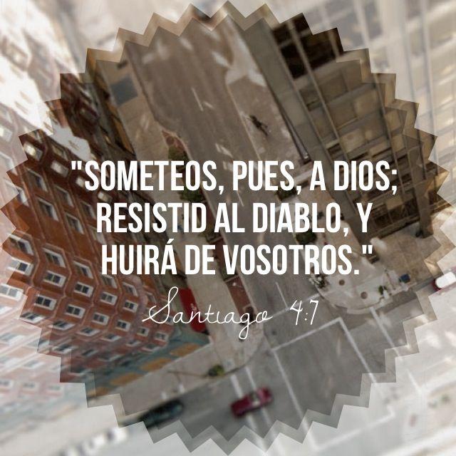 Santiago 4:7