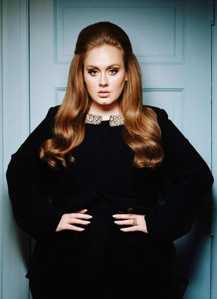 Adele by Lauren Dukoff