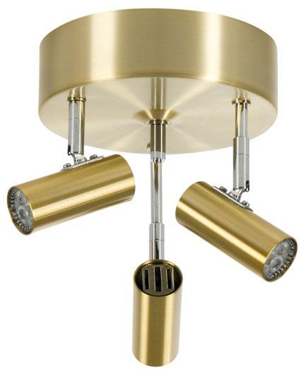 D-33 mini LED - dimmable spotlight. Made in Sweden by Belid