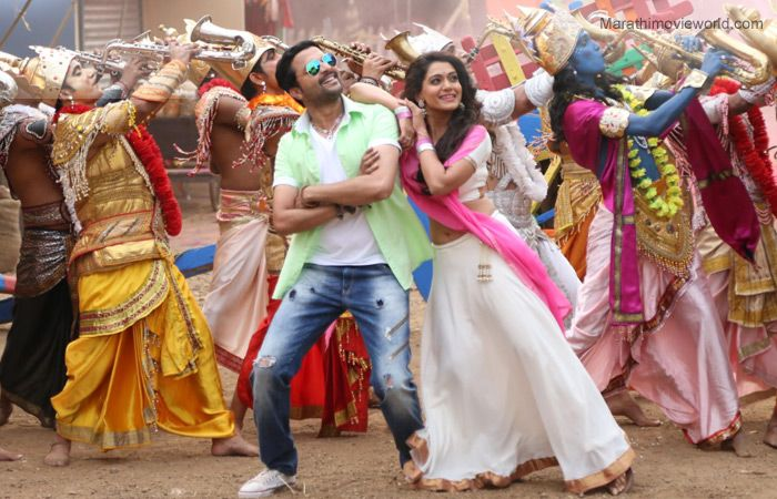 'Guru' projects  Ankush Choudhari as the new Superman of Marathi films