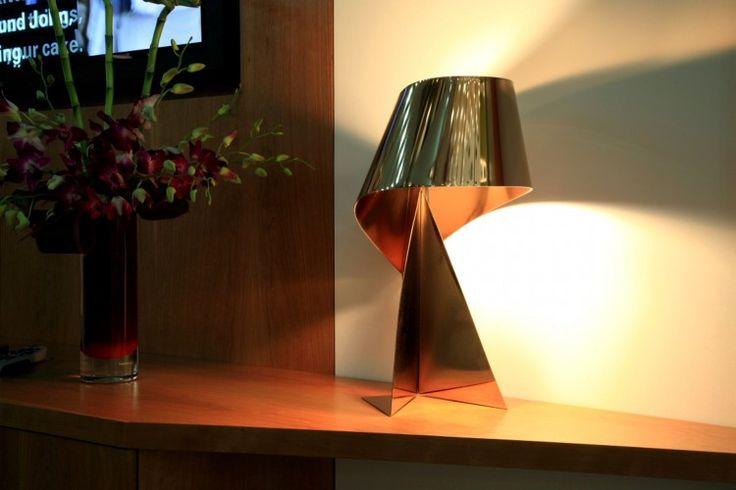 Lamp at Serco