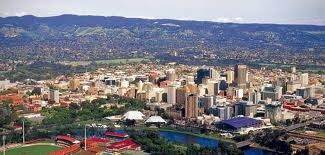 Adelaide South Australia, My husband's hometown.