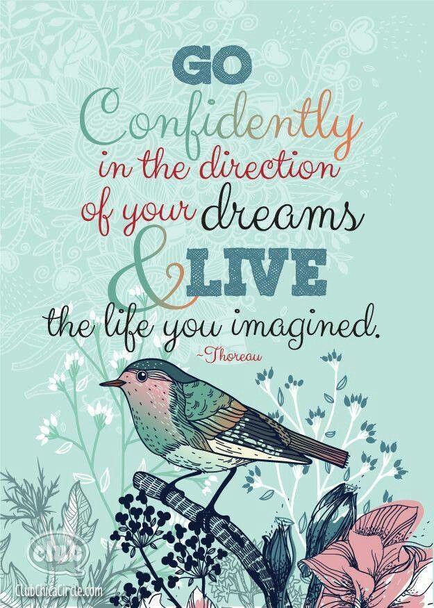 .live the LIFE you imagined.