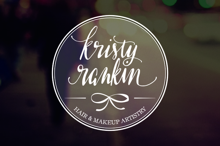 Hair and Makeup Artist Logo by Blooming House Collective