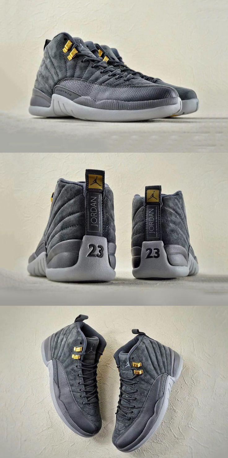 "Nike Air Jordan 12 ""Dark Grey"""