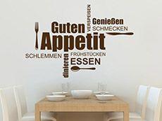 Das Wandtattoo Diese Küche ist ein Ort hier bestellen. ✓ Große Auswahl   Top Qualität   schnelle Lieferung   kostenloser Versand (D) bei Wandtattoos.de.