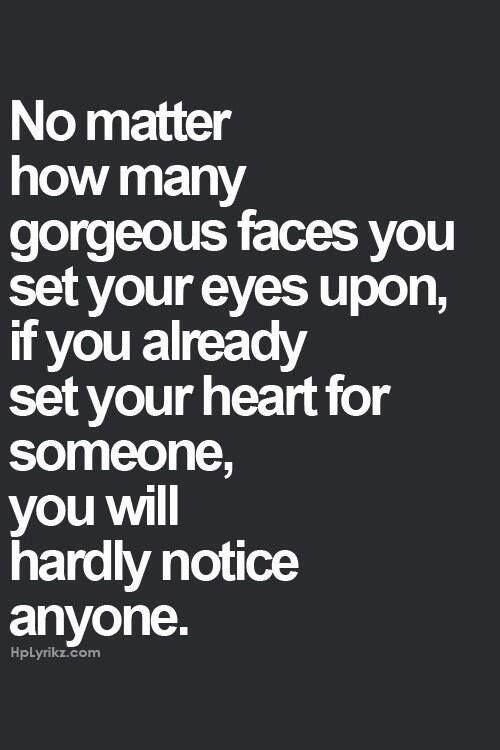 True, true, true. Too true sometimes...